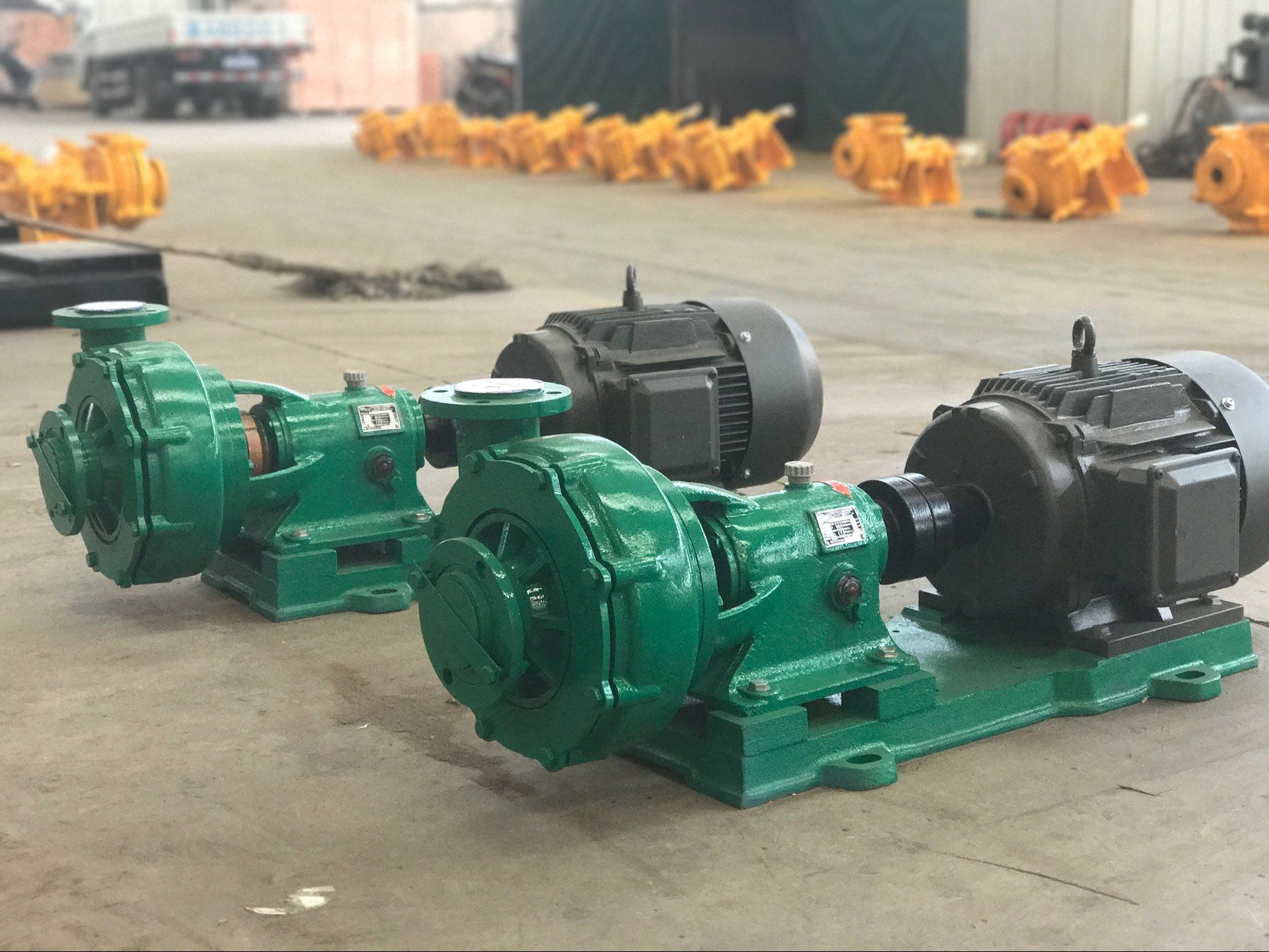 stainless steel chemical centrifugal pump
