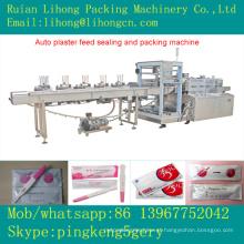 Gsb-220 Horizontal 4-Side Preganancy Test Kit Auto Alimentação Sealing Machine