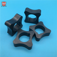 hard SiNx silicon nitride ceramic machinery sleeve parts