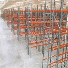 Stockage d'entrepôt Stationnement industriel de palette d'occasion