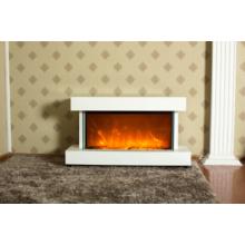 pully desktop style electric fireplace heater