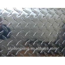 Tipo de diamante de la hoja del inspector del aluminio