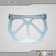 Aluminium-Druckguss-Sockel mit Bearbeitung