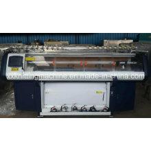 Fábrica de máquinas de confecção de malhas informatizadas