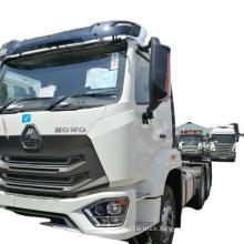 Cheap price HOWO new model E7G 6x4 horse trcator truck for Tanzania Zambia market