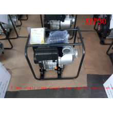 3 Inch Single Stage Recoil Start Centrifugal Air-Cooled Diesel Water Pump for Agricultural Irrigation