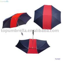 Пять 5 складной специальный зонт для 2 человек