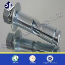 Carbon Steel Gr4.8 verzinkt Ankerbolzen