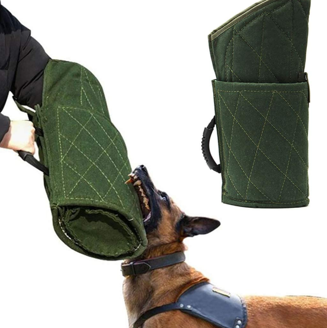 Dog Bite Sleeve Agility Equipment