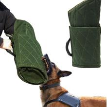 Equipo de agilidad para mangas de mordida de perro