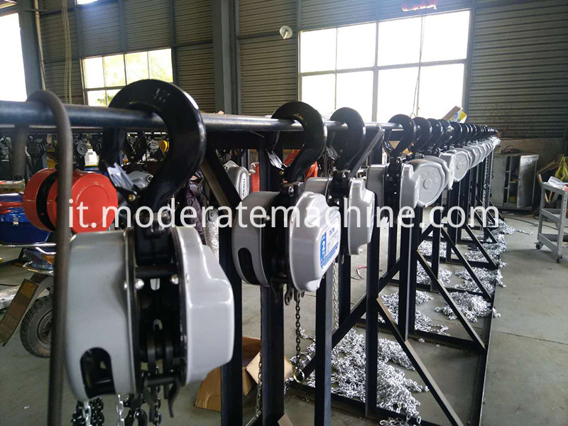 chain hoist factory