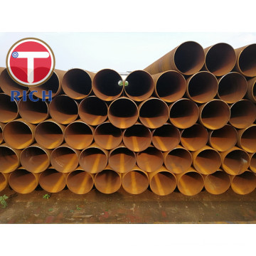 TORICH Double Spiral Submerged Arc Welded Steel Pipe