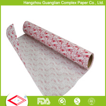 OEM Printed Baking Paper Roll From Factory