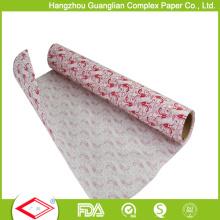 OEM imprimió el rollo de papel de la hornada de la fábrica