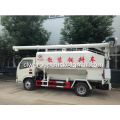 Dongfeng duolika 12m 3 camion de flux hydraulique 6 t