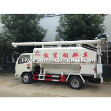 Dongfeng duolika 12m3 6T Hydraulic Feed Truck