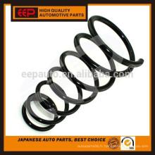 Ressort de bobine pour Toyota Corona ST191 48231-2D610 Pièces de rechange à ressort à bobines