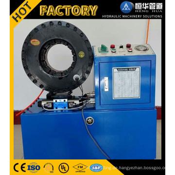 Ce beste Qualität Finn Power Hydraulik Schlauch Crimpmaschine