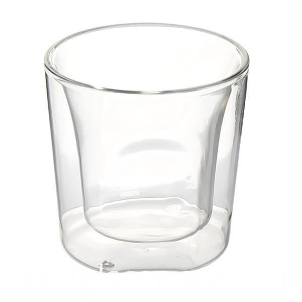 Double Wall Glass Coffee Cup (3)