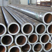 Chine fournisseur annexe 40 noir en acier sans soudure tuyau
