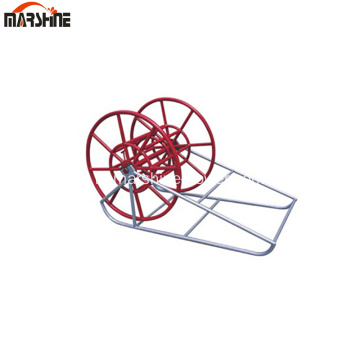 Steel Rope Reel and Stand