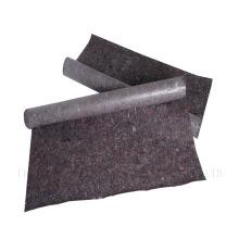 tapis de perforation de l'aiguille non tissé tissu de polypropylène pe matériel d'emballage stratifié