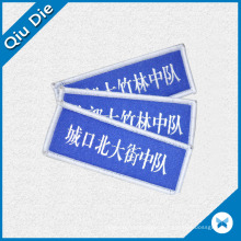 Woven Badge/Patch for Uniform Clothing/Security Work Cloth