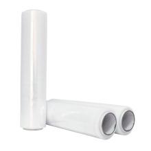 LLDPE clear 17 micron stretch wrap shrink film