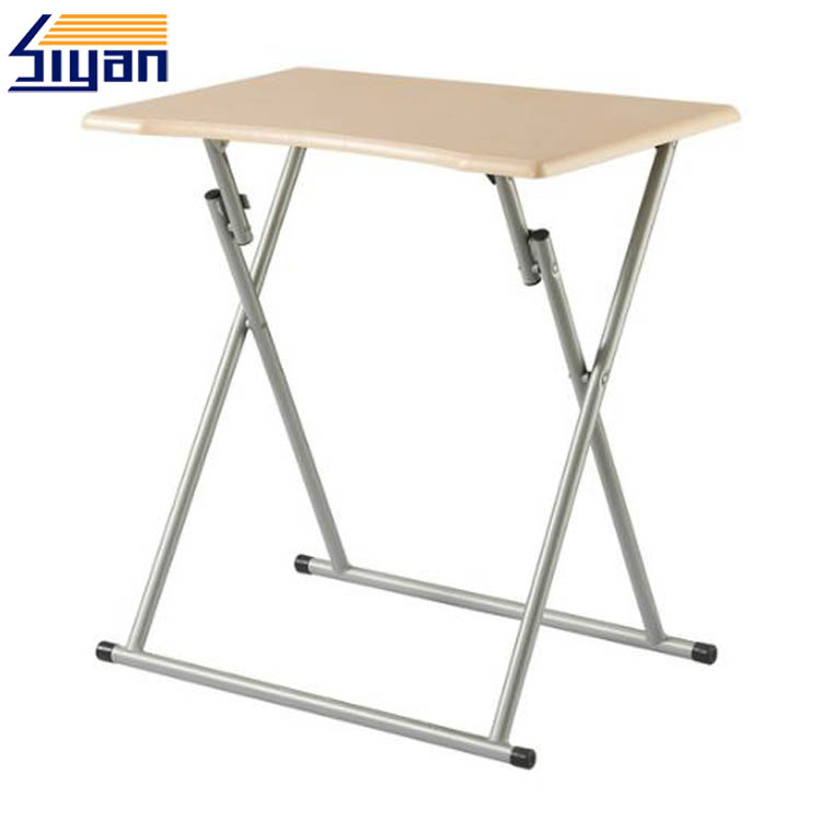 Table pliante de bureau d'ordinateur portable