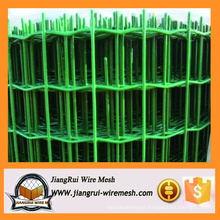 Galvanized PVC coated garden fence Holland wire mesh