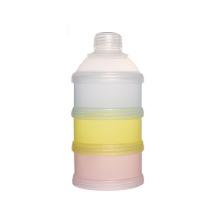 3 Layers Baby Milk Powder Storage Dispenser Container