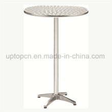 Outdoor Stainless Steel High Table for Outdoor Bistro (SP-AT370)