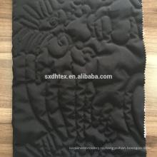 Стегание ткани, стеганые вышитые ткани, тепловых ткани для пальто зимнее
