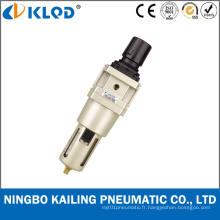 Aw4000-04 Soure unité de traitement d'air régulateur avec filtre