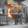 Precio de la fundición del puente de la grúa de la viga doble del proveedor de China, puente de la grúa de 50Ton