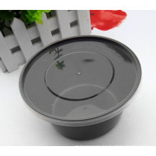 700cc and 1000cc Clear Plastic Food Disposable Kitchenware Container FDA/LFGB