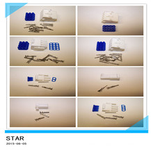 Automotive Electric OEM AMP/Tyco2 Pin 3 Pin 12 Pin 15 Pin Male Female Housing Connector