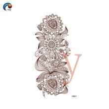 Henna neue Design-Schablone in China