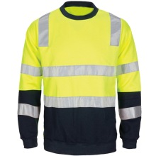 Zichtbare Polo Reflective Tape Workwear T-Shirt