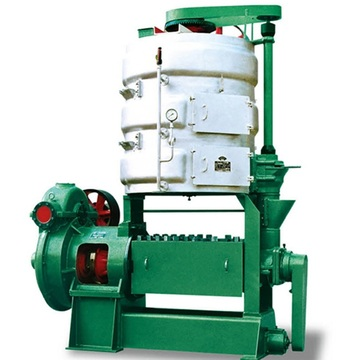 Factory Supply Oil Expeller Machine