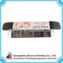 caja cosmética brillante del paquete de lápiz labial