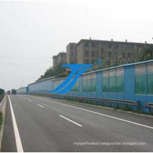 High-Speed Rail Sound Barrier