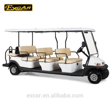 CE approved cheap electric sightseeing bus