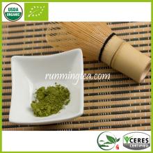 IMO organischer japanischer Steinboden Matcha grüner Tee
