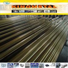 ASTM B338 Gr1/ Gr2 Seamless Cold Rolled Titanium Tube