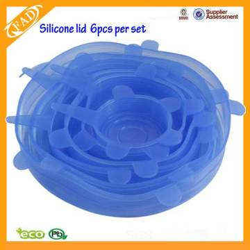 Soft Flexible Silicone Fresh Cover / Deckel