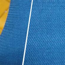 Ткань из трикотажного твила из вискозы, окрашенная для одежды