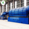 Plastic Pyrolysis Plant with Low Cost and Good Oil Use