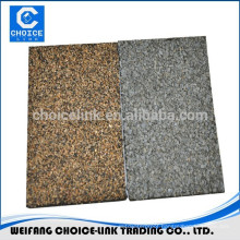 Rubber modified bitumen waterproofing membrane