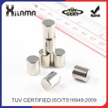 N35-N52 NdFeB Motor Magnet Neodymium Permanent Strong Magnet